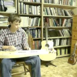 new dulcimer sound test plus amazing grace.