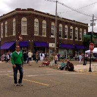 Juke Joint Festival, Clarksdale, Mississippi