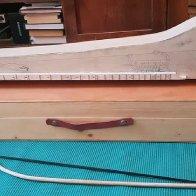 Langspil - Icelandic folk instrument - strumelia