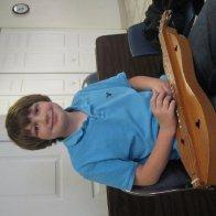 Kaleb, 6th grader in Kermit, WV