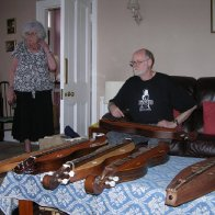 Too many dulcimers?
