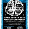 Delta Blues Dulcimer Revival -- Official poster