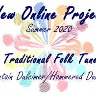 New Online Project summer 2020 Logo