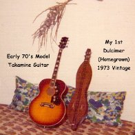 Hawaii Guitar & Dulcimer