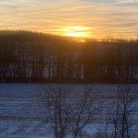 Sunrise On Hardy's Hill December 24 2020 930 am.jpg