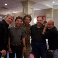 Dave Hawkins, Larry, Neal Hellman, Lee Rowe & Gary Gallier