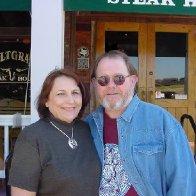 Scotty & Janice at Saltgrass