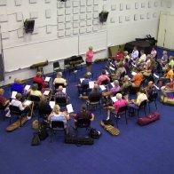 WCU Dulcimer Ensemble 2010