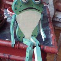Mr. Froggie limberjack