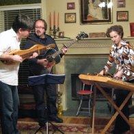 Butch Ross, Adrian Kosky, and Christie Burns