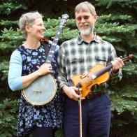 Brian Lisa Fiddle Banjo 2010__1