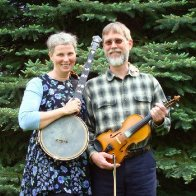 Brian Lisa Fiddle Banjo 2010__2