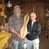 Paul Conrad, my new Timbre Hill, & me
