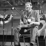 Doug Berch on stage