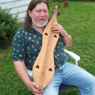 me with wylie dulcimer
