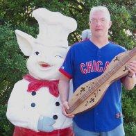 Chef Pig and John