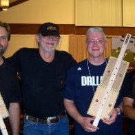 Stephen, Randy, John, and Bing