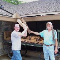 John & Randy Adams