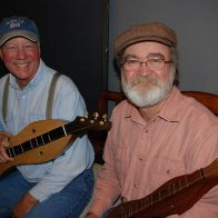 Phil and John Backstage-Haywood Talent Show