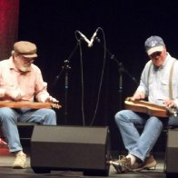 Doghouse Duo on Stage in Franklin