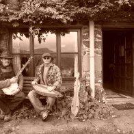 Nick and Robin at Bwlch Y Gwynt