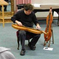 Playing Bob Magowan Dulcimers 2008