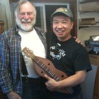 Howard Rugg, Wayne Jiang, and Chubby