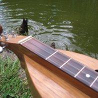 Magowan Mountain Dulcimer & Duck Tail
