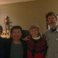 Bonnie, Max, Wayne, and Patricia