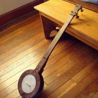 Peterson fretless mountain banjo 1