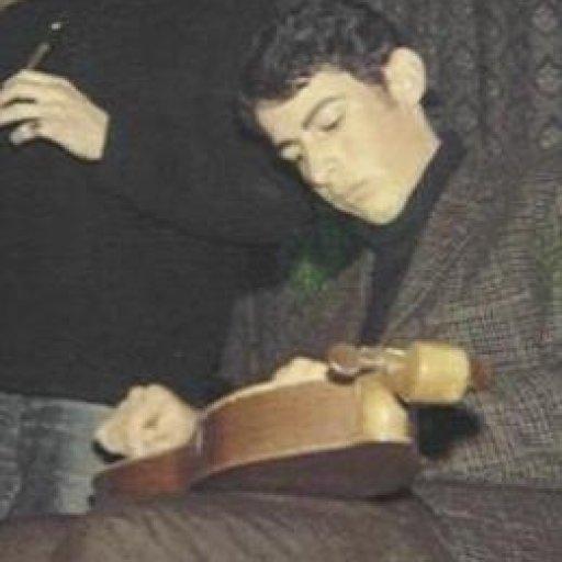 John Rawlinson at Maidstone Folk Club 1967