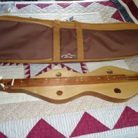 Case that came with my new dulcimer