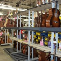 Guitar player's heaven