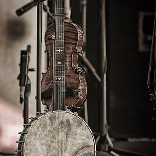 My banjo Bills fiddle