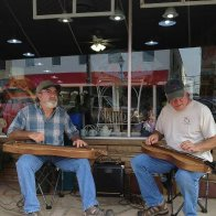 Phil Myers and John Hawk at StreetFest