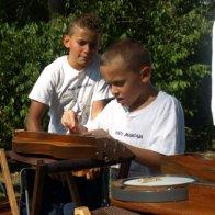 Aug 14, 2009 at Osceola - Dylan