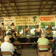 Aug 14, 2009 at Osceola - Misty Mountain
