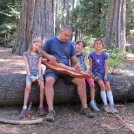 dulcimer under the trees, September 2012