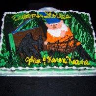 CD Cover Cake