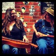 Carla Maxwell and Adrian Kosky at El Gordo