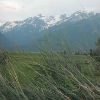 Wallowa Mountains near Hurricane Creek, Joseph, OR