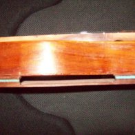 side.. unknown maker dulcimer