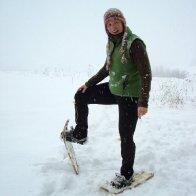 Snowshoeing 2007