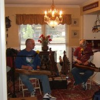 House Concert in Commerce, TX