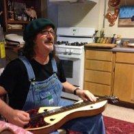 Adrian Kosky playing a new Terry Hennessy dulci