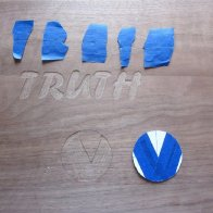 Truth and sound hole inlays
