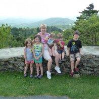 Grandchildren July 2013