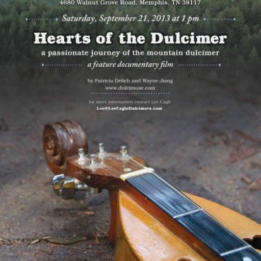 See Hearts of the Dulcimer in Memphis!