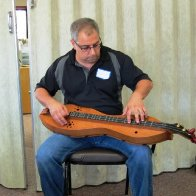DT at Redwood Dulcimer Day, 2013