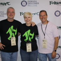 Indiana Dulcimer Festival with Brian G.